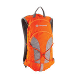 Caribee Stinger 2L hydration backpack in Orange