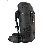 Caribee Tiger 75L rucksack black side