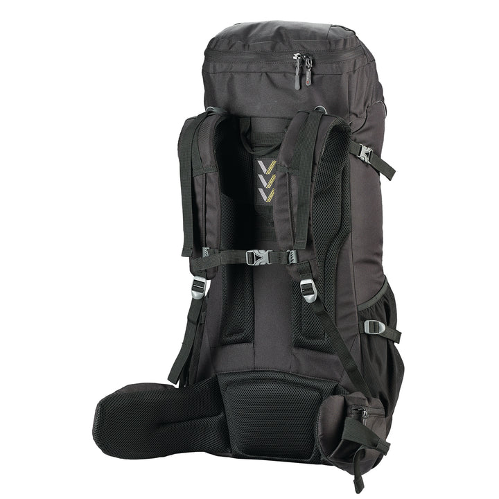 Caribee Tiger 75L rucksack black harness