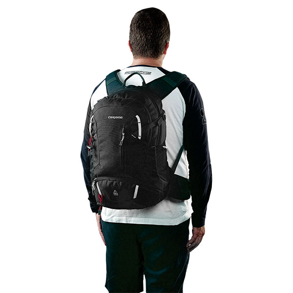 Caribee Trek 32 backpack Black model