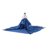 Caribee UV Guardian Beach Shelter Blue setup