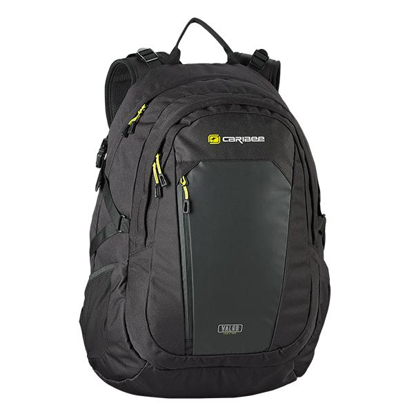 Caribee Valor backpack in black