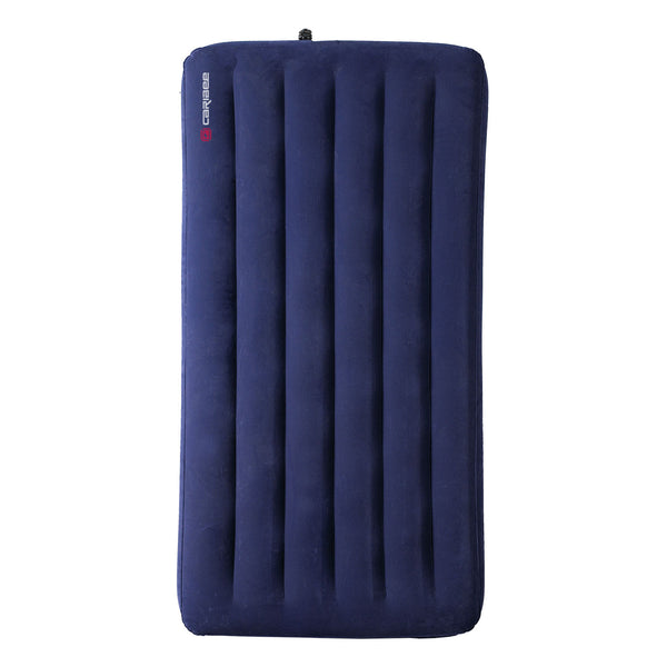 Double Velour Air Bed