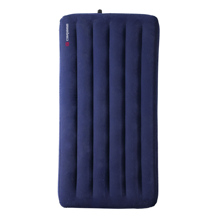 Velour air bed