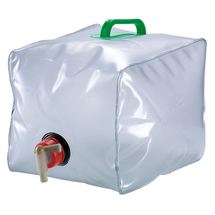 collapsible 8L water container
