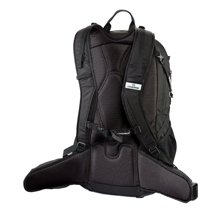 Caribee X-Trek 40 Black_Green harness