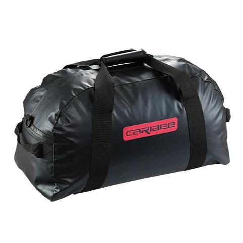 Caribee Zambezi 65L gear bag in Black