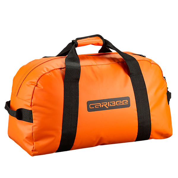 Caribee Zambezi 65L gear bag Orange