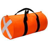 Caribee Century safety barrel bag - orange