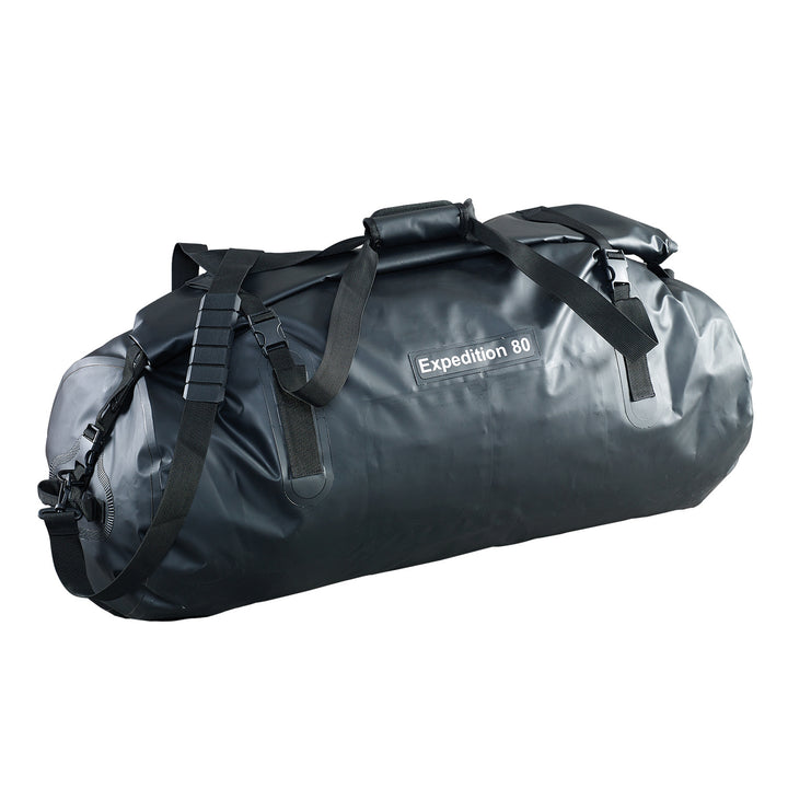 Caribee Expedition 80L Black rear