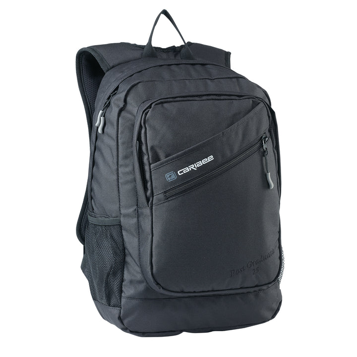 Caribee Post Graduate 25 backpack black