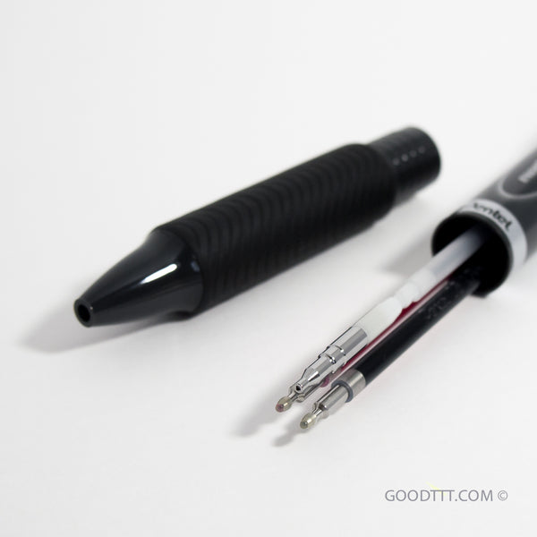 Pentel Multi Pentel Multi-Pen Energel + 0.5 mm Pencil (Black)