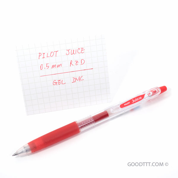 Pilot Juice Gel Pen 0.5 mm Red ink