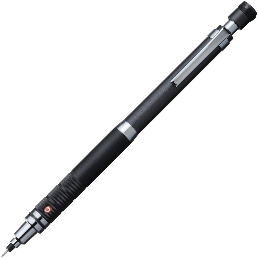 Uni KURU TOGA Rotating Lead Roulette Mechanical Pencil 0.5 mm (Gun metallic body)