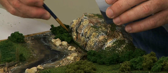 Realistic Water & Water Effects - Model Scenery from Woodland Scenics