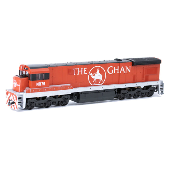 Frateschi HO The Ghan Locomotive GE C30-7 P/No3175-L255