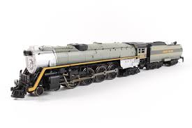 Bachmann Union Pacific HO 4-8-4 Steam Loco DCC Ready