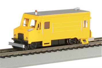 Bachmann HO maintenance of way vehicles Rail Detector Step Van