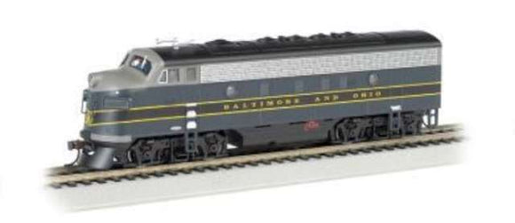 Bachmann HO Baltimore and Ohio Diesel Locomotive