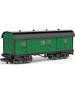 Bachmann HO Thomas and Friends Green Mail Car