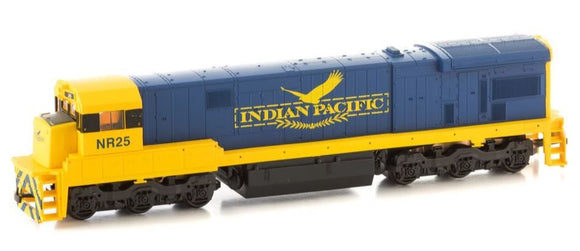 Frateschi Indian Pacific HO Locomotive GE-C30-7 P/No 3177-L263