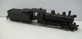 Frateschi Ho Locomotive 2-8-0 Consolidation Undecorated Black 3506
