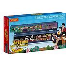 Hornby Eurostar Coach Pack The Beatles Yellow Submarine