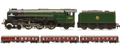 Hornby Tornado Express Train Pack DCC Ready