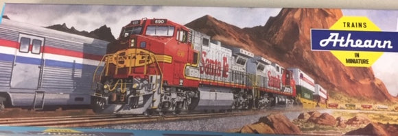 Athearn 4922 HO Canadian National No 2514 Powered New