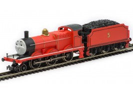 Thomas & Friends James DCC Ready