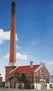 Kibri 9821 Factory with chimney HO