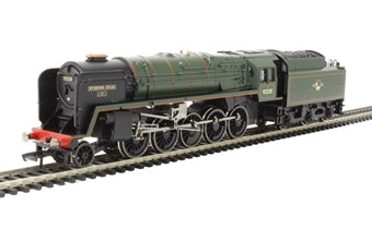 Hornby 00 Evening Star R3288  SECOND HAND