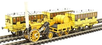 Hornby R3810-17-525 Rocket 00 Gauge Train Pack