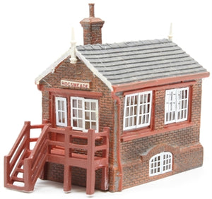 Hornby HO Harry Potter Hogsmeade Signal Box