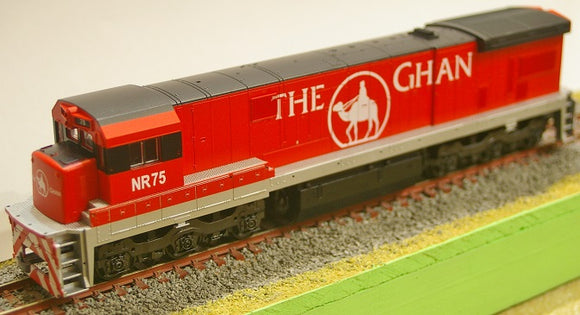 The Ghan HO Loco Phase 111