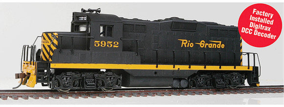 Walthers Trainline DCC equipped Rio Grande