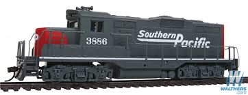 Walthers Trainline Southern Pacific Locmotive