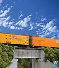 Walthers HO 30' Single-Track Deck Girder Bridge Standard Level