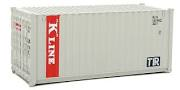 Walthers HO ScenMaster Container KLine