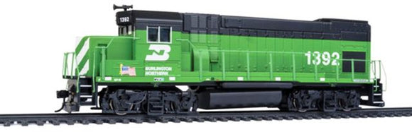 Walthers Mainline EMD GP-15 Locomotive Burlington Northern 1392