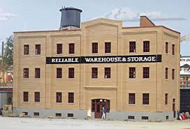 Walthers Reliable Warehouse And Storage 933-3014