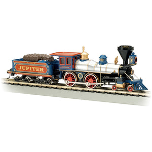 Bachmann HO American 4-4-0 & Tender Central Pacific