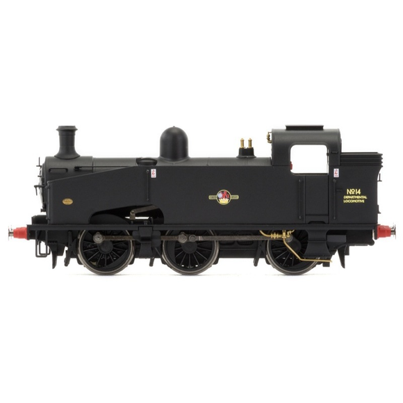 Hornby 00 gauge Steam Locomotive J50 Clas Departmental DCC Ready