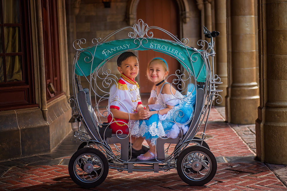Princess Carriage Stroller