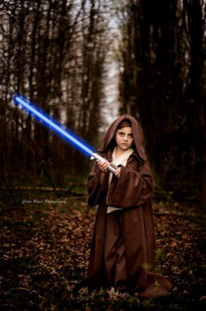 Jedi Costume Rental size 4/6