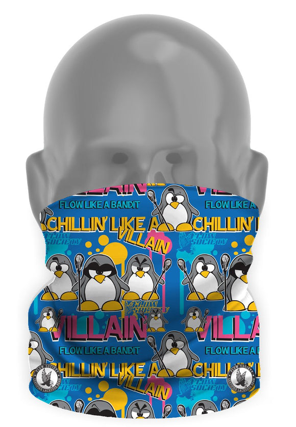 Flow Society - Chillin Villain Tube Mask