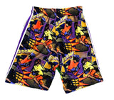 Flow Society - Comic LAX Sideline Men's Lacrosse Shorts