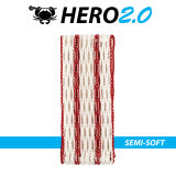 East coast Dyes Hero 2.0 lacrosse mesh red striker