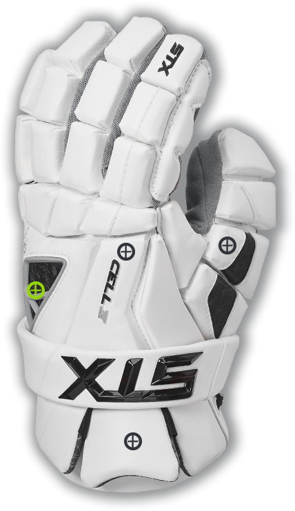 STX Cell IV Lacrosse Gloves