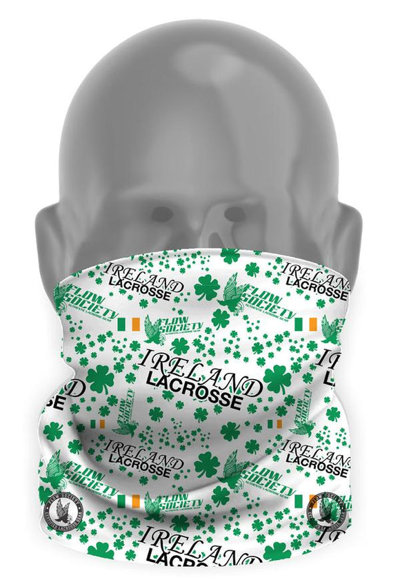 Flow Society - Shamrock Flow Tube Mask